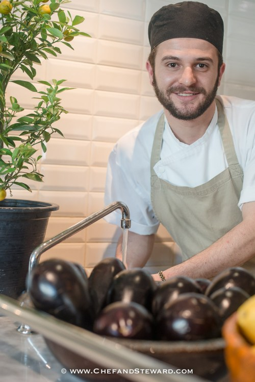 Chef Izu Ani La Serre Dubai Interview Chef and Steward Food Blog-22