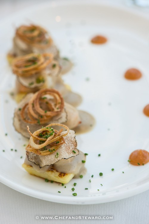 Chef Izu Ani La Serre Dubai Interview Chef and Steward Food Blog-3