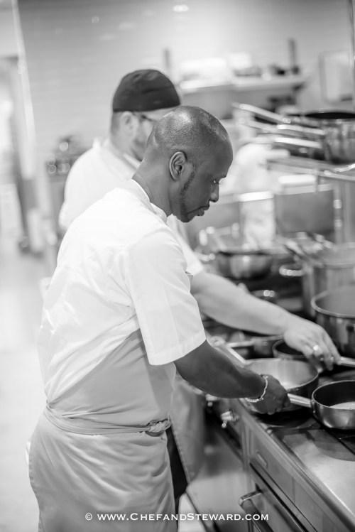 Chef Izu Ani La Serre Dubai Interview Chef and Steward Food Blog-5