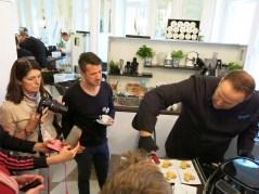 in der Philips-Küche