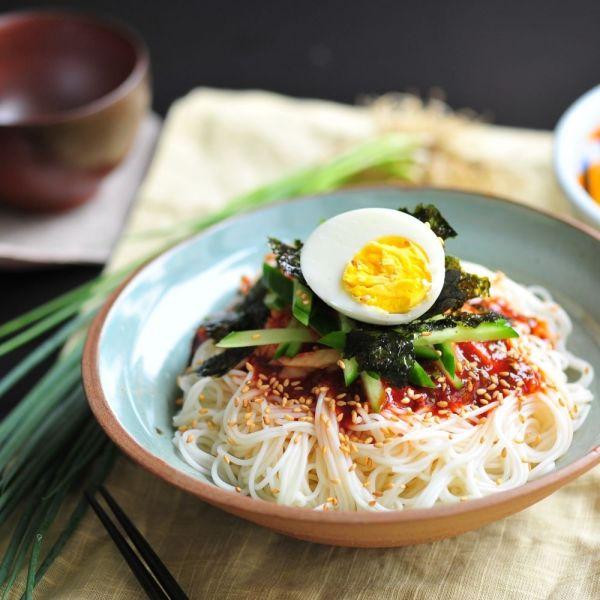 韓式辣拌麵