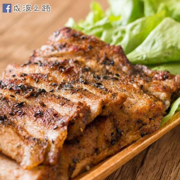 土匪豬頸肉