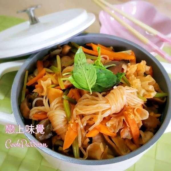 韓式燴雜菌