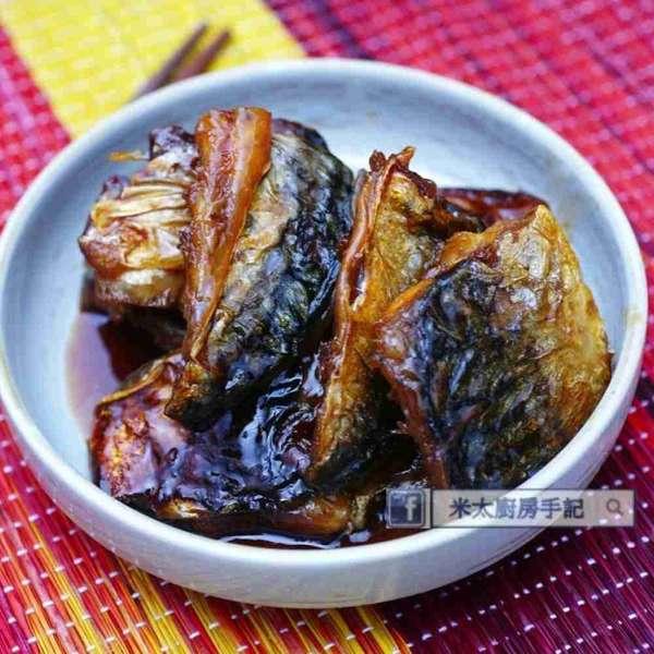 日式汁燒鯖魚柳