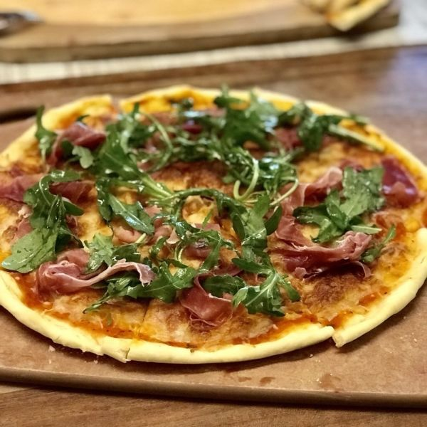 自家pizza