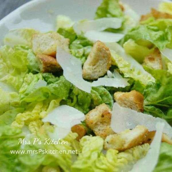 凱撒沙律Caesar Salad