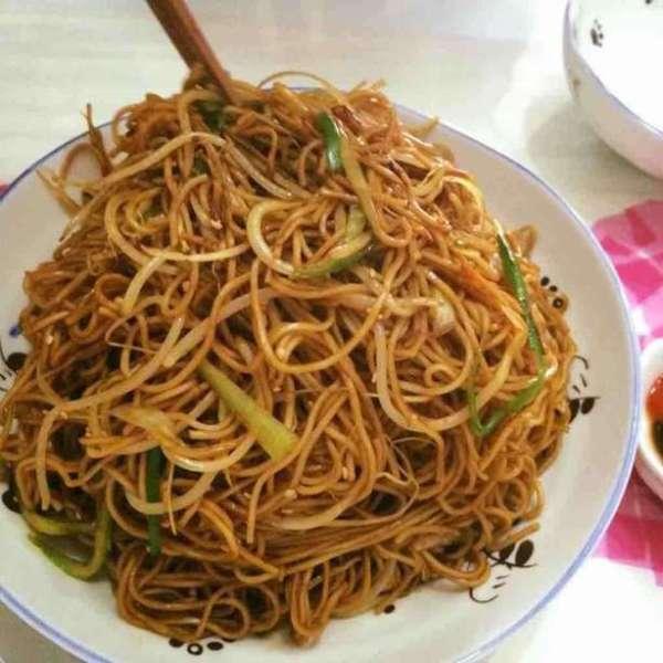 豉油王炒麵 | 簡易食譜