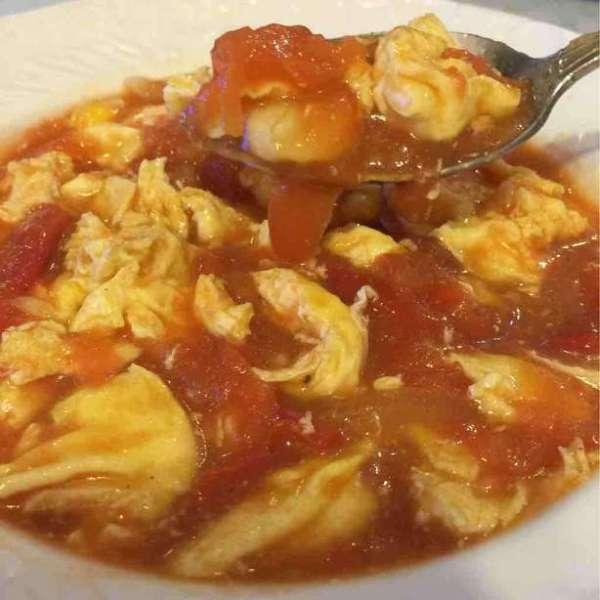 家常菜—蕃茄炒蛋