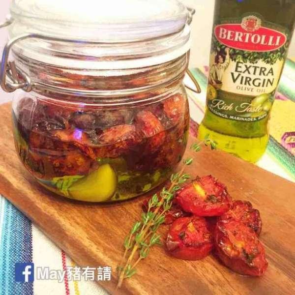 橄欖油慢烤小蕃茄