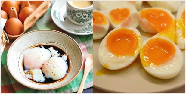 精選半熟蛋料理