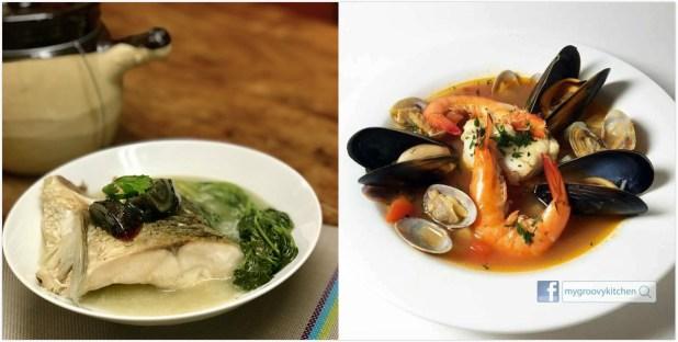 精選魚湯料理