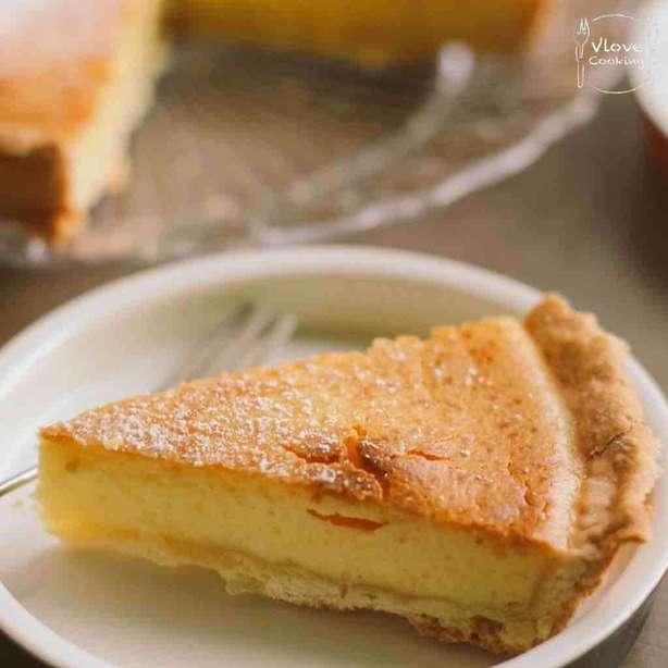 芝士蛋糕撻
