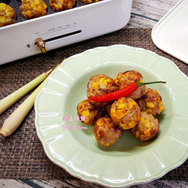 泰式粟米魚丸子
