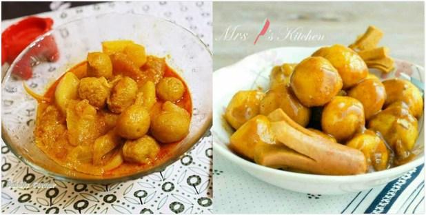 精選港式咖喱魚蛋