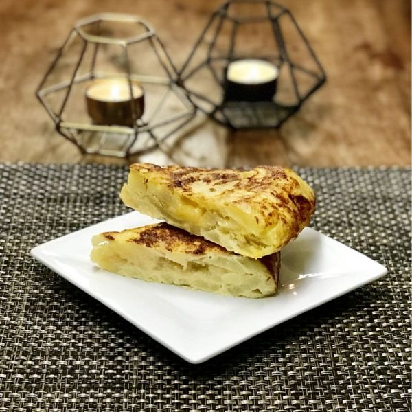 西班牙薯仔蛋餅