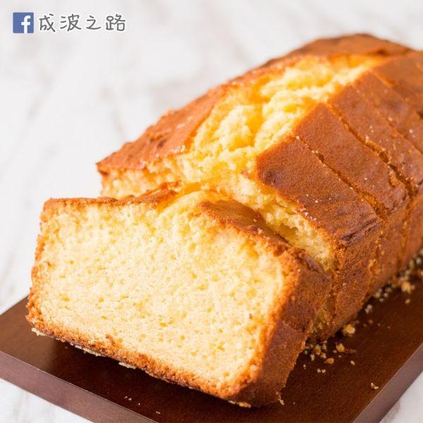 烘焙入門 - 牛油磅蛋糕