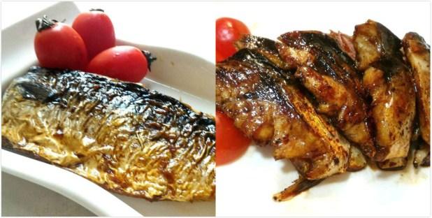 精選燻魚料理