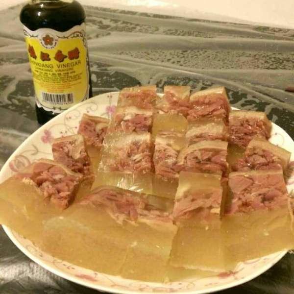 鎮江肴肉(琪の煮意)