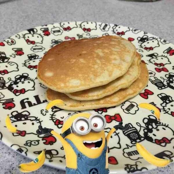 香蕉熱香餅Banana Pancake