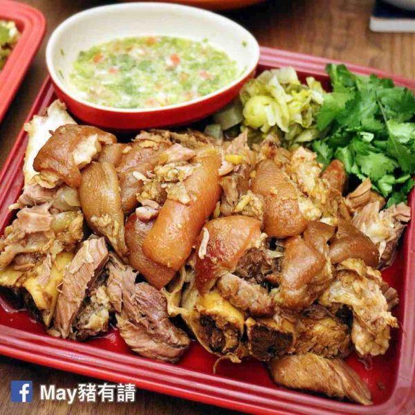 泰式滷水豬手 配秘製酸辣汁