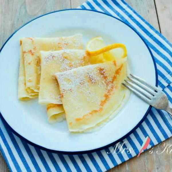 英式鬆餅Pancakes (可麗餅)