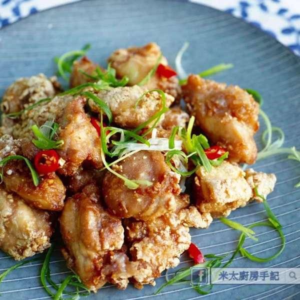 大澳蝦醬炸雞
