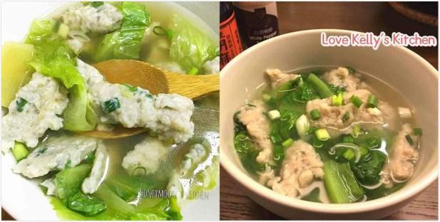 精選生菜魚肉