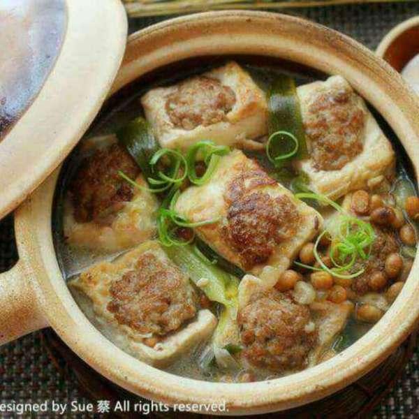 客家情濃 之 東江豆腐煲