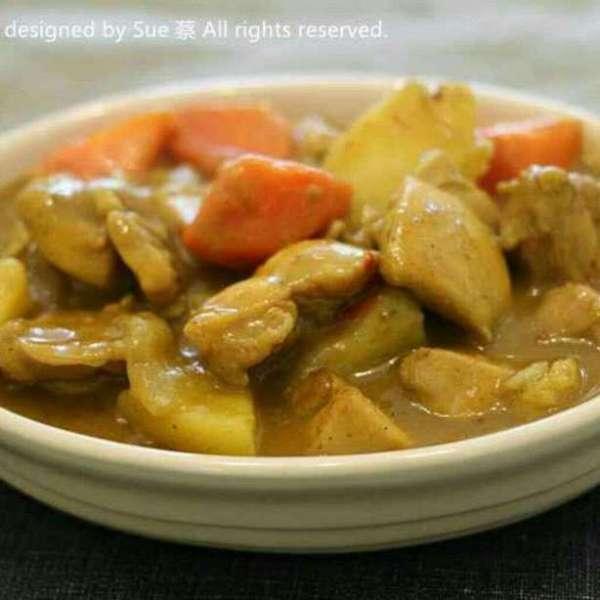 南洋咖喱雞