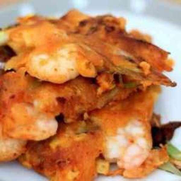 韓式海鮮煎餅3