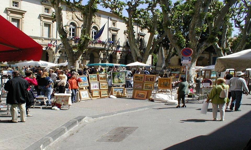 Villa Le Mas de Belle Combe Market