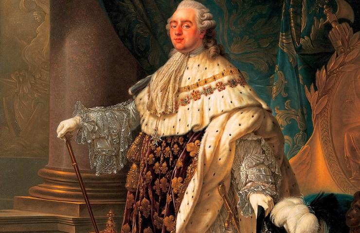 Louis XVI french onion soup connection.