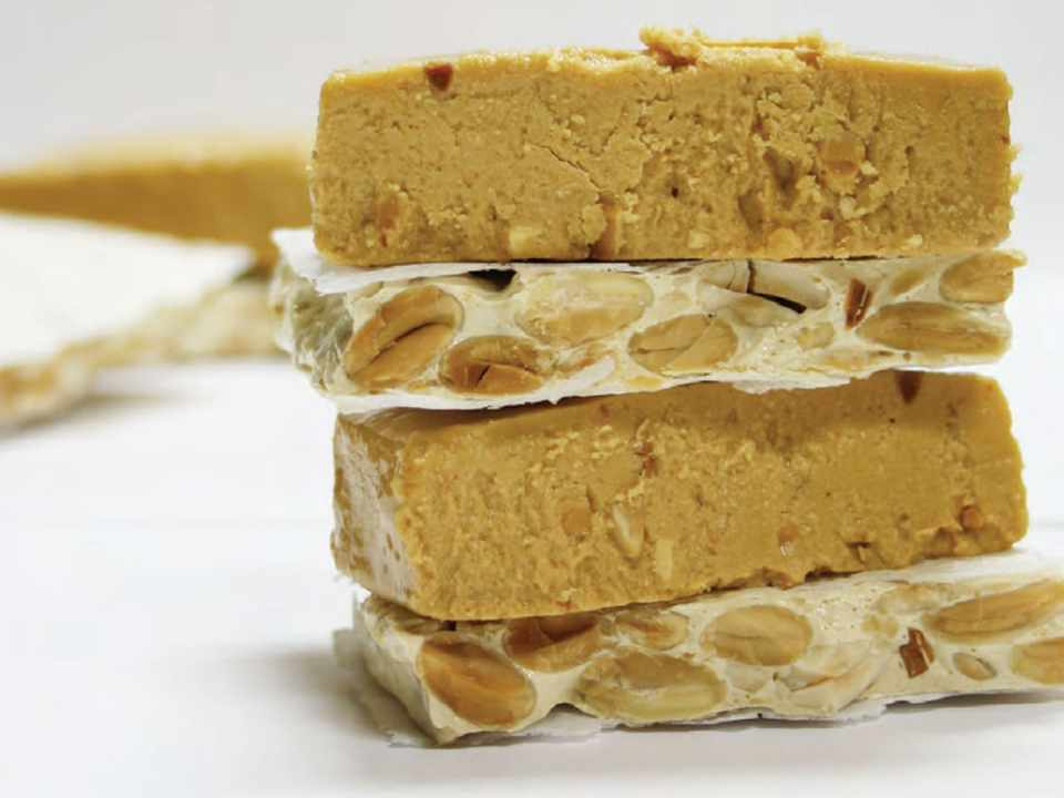 Turrón para mousse de turrón - Chefbusiness.co