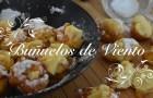 Receta de Buñuelos de Viento Caseros
