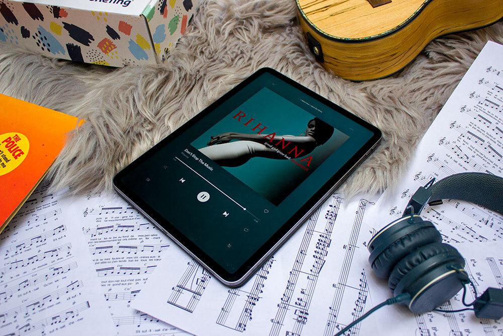 Créez avec votre iPad avec chefing