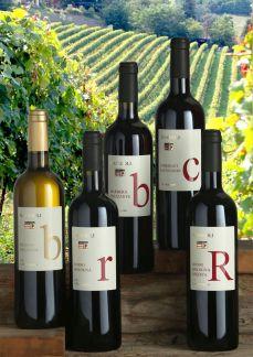 Gaggioli - Nuovo packaging altri vini