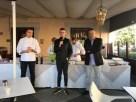 Foodies Festival 2017. Matia Barciulli, Rino Zuppini, Franco Pasquini, Nearco Boninsegni