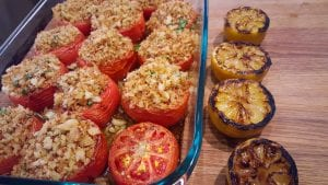Tomatoes Provencal A Midsummer Night's Cooking in the Hamptons