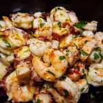 Octopus, Shrimp & Local Bay Scallop Salad Hamptons Cooking