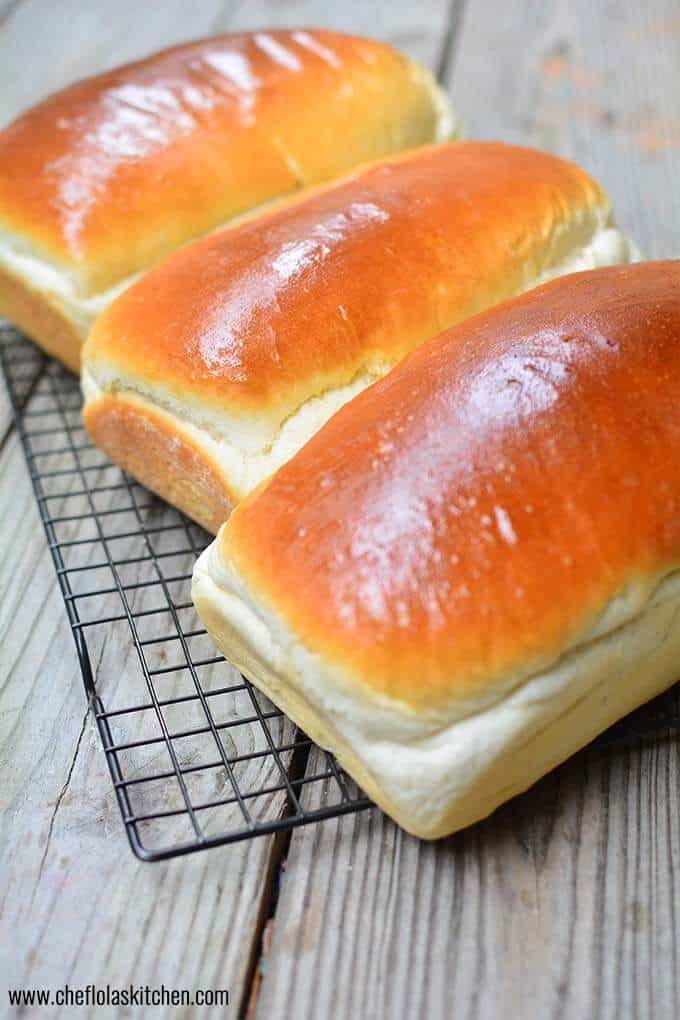Super soft, sweet yeast Bread
