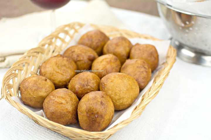 How to make the Nigerian Puff Puff