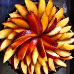Nectarine Tart