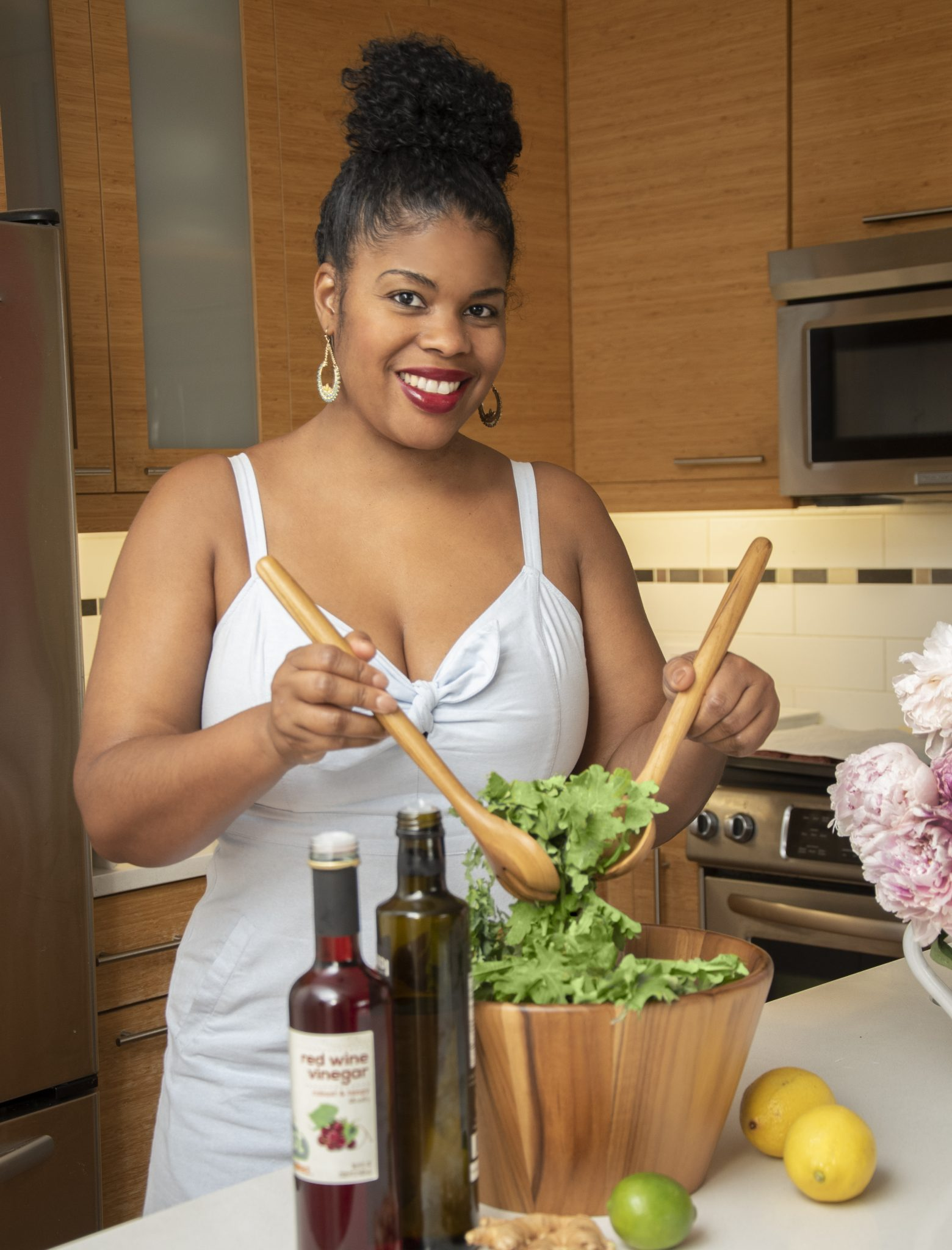 Rhadia Hursey is Changing the Food World