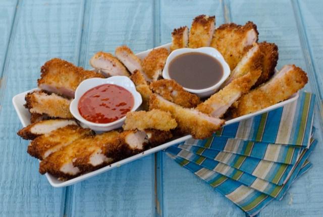 Chicken Katsu recipe from ChefSarahElizabeth.com