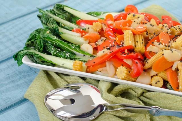 Chop Suey recipe from ChefSarahElizabeth.com