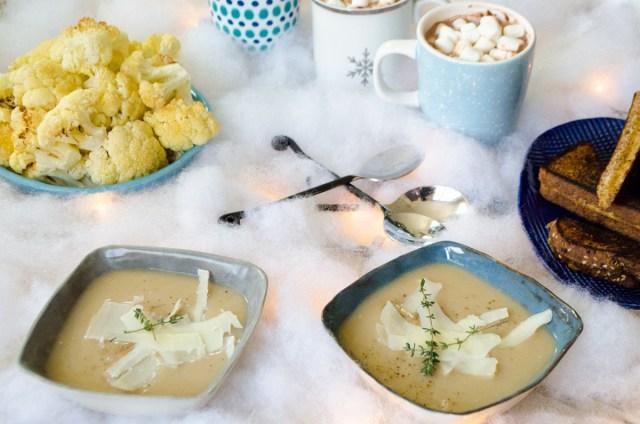 Mr. Popper's Penguins family dinner menu from ChefSarahElizabeth.com