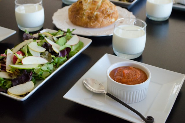 Mrs. Piggle-Wiggle dinner menu from ChefSarahElizabeth.com