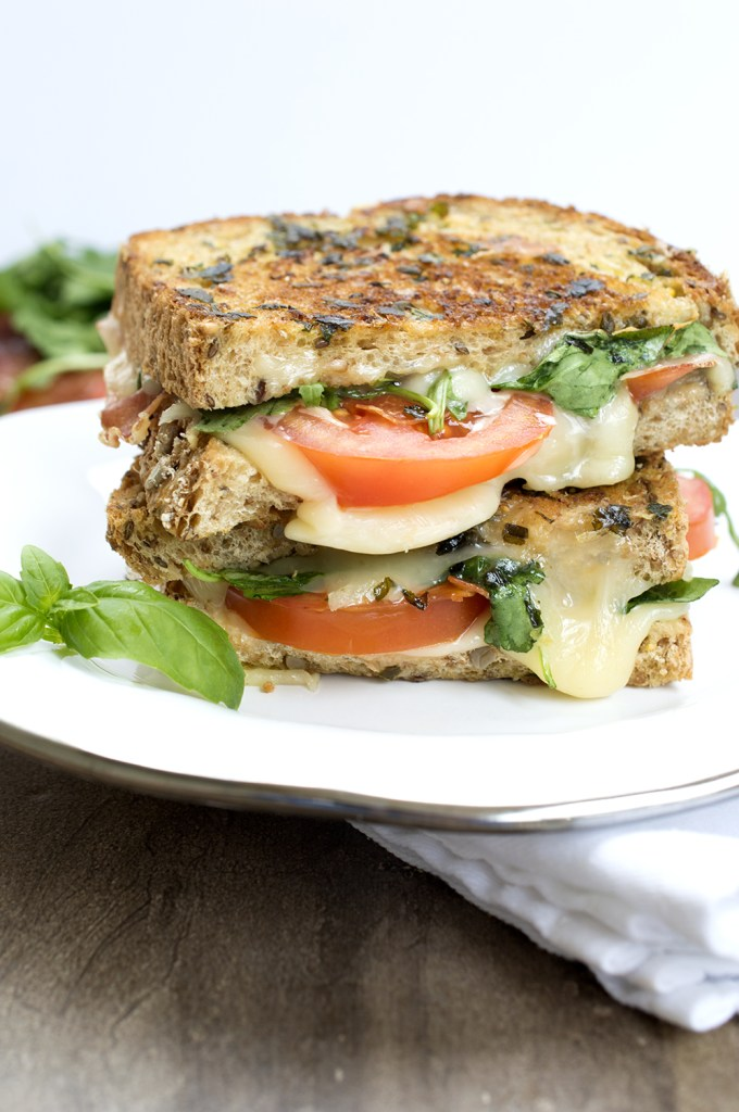 Italian BLT Grilled Cheese