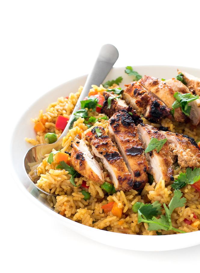Chicken Biryani | chefsavvy.com