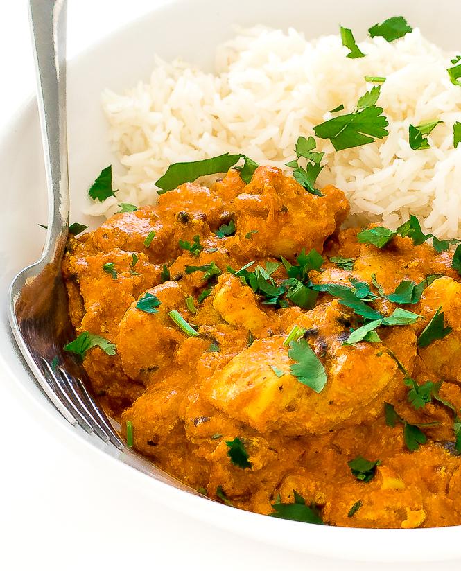 Chicken Tikka Masala Recipe | chefsavvy.com